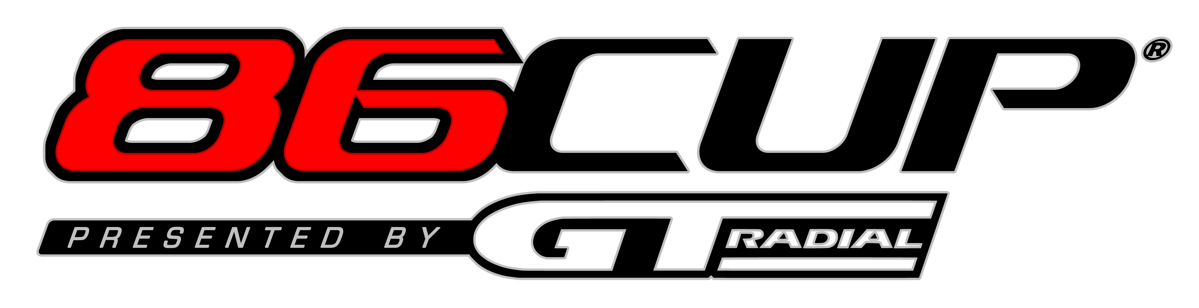 86 cup gtradial logo